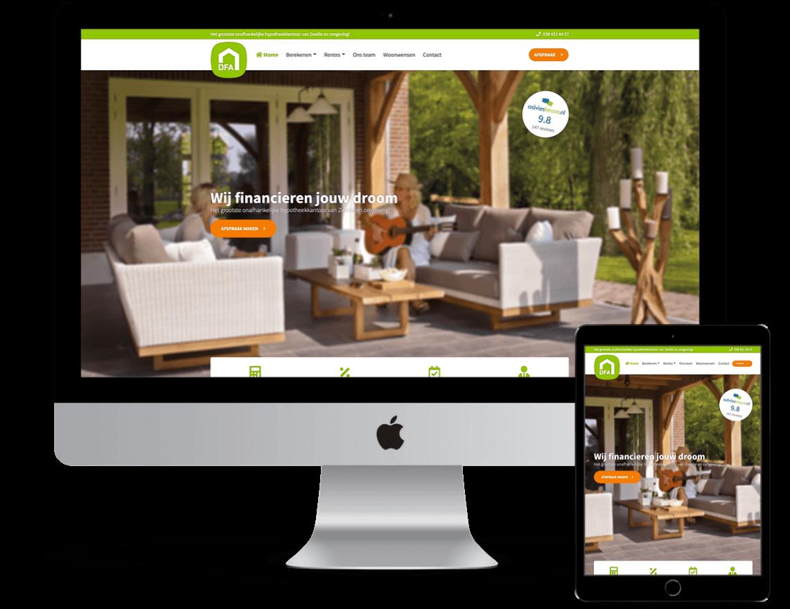 Website laten maken in Harderwijk