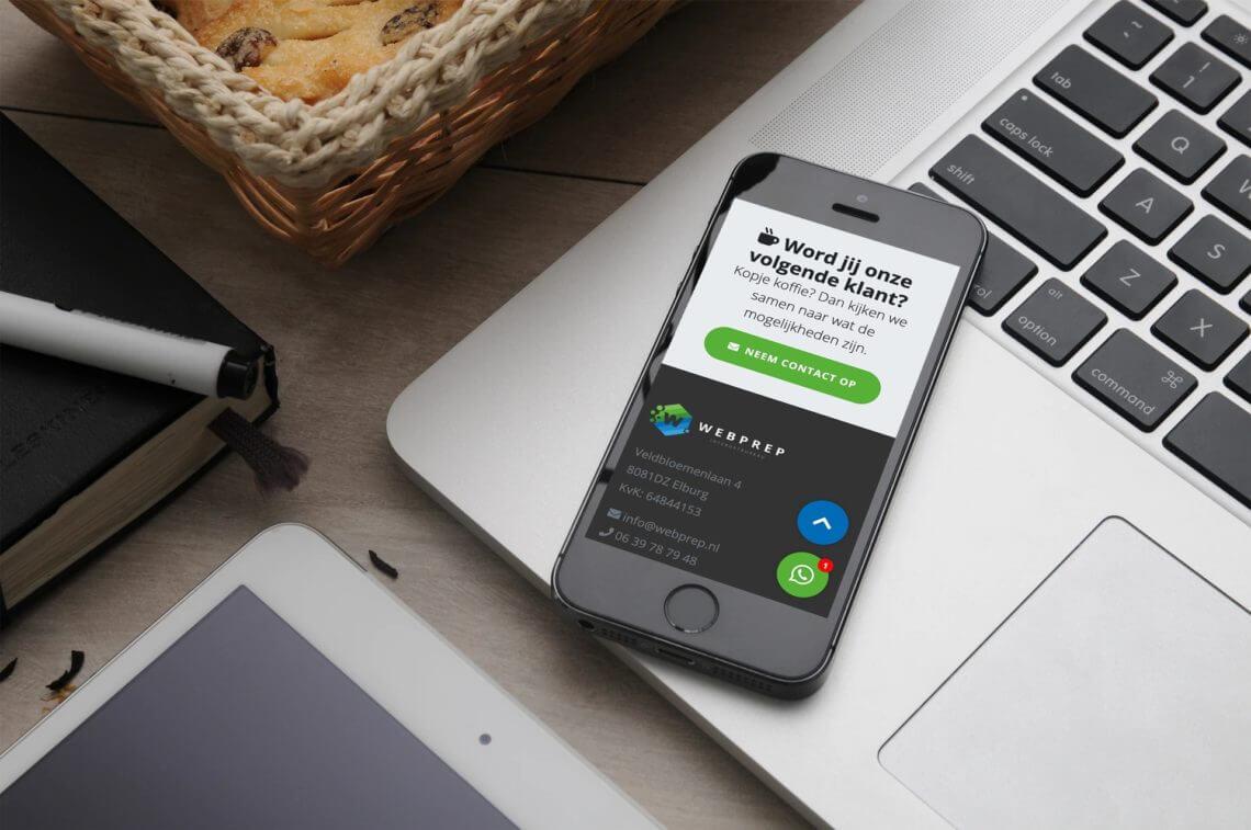Bekijk onze diensten voor het behalen van online succes